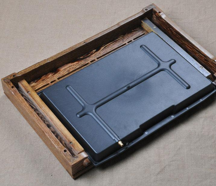 Wenge Tea Tray Displaying And Serveing Tea Tea Tray Handicraft Chinese Congou Tea Setchinese Teaism Practice.