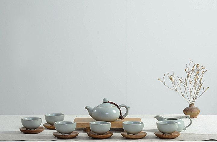 Special Sale:Chinese Gong-Fu Tea Ceremony Tea Ware Group;Experience China Tradition Tea Culture;