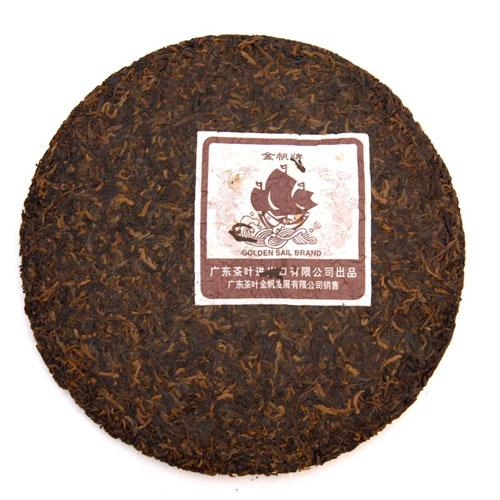 2006 Jin Fan Ripe Cake Pu-Erh Tea