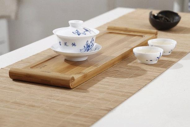 Chinese Gong Fu Tea Ceremony Tea Ware:Tea Table Mat Tea Ware Accessory
