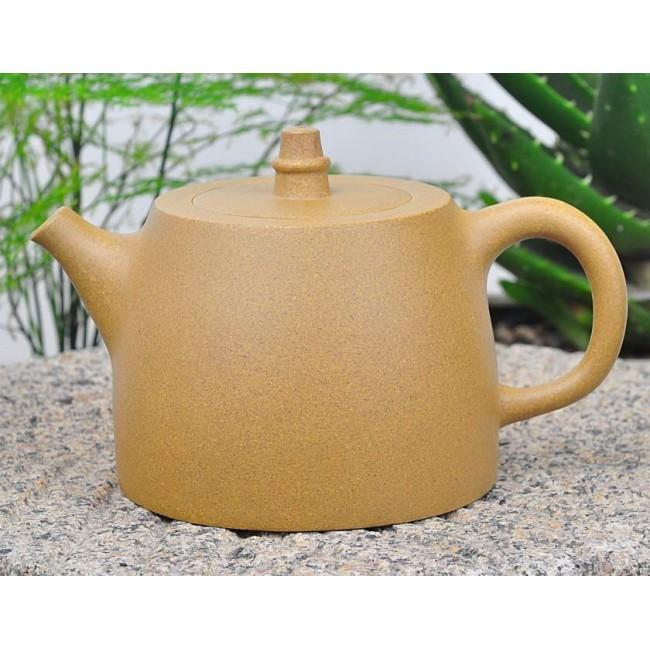Yixing Teapot Duan Ni Clay Han Duo 320ml