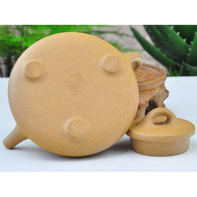 Yixing Teapot Duan Ni Clay Shi Piao 200ml