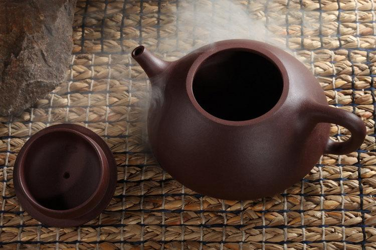 A Complete Set Of Portable Zisha Clay Tea Wares Premium And Treasure Tea Potyixing Pottery Handmade Zisha Clay Teapot