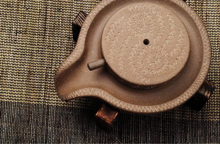 Teapot Mat;Chinese Gongfu Tea Set Yixing Pottery Handmade Zisha Tea Setguaranteed 100%Genuine Original Mineral Fired