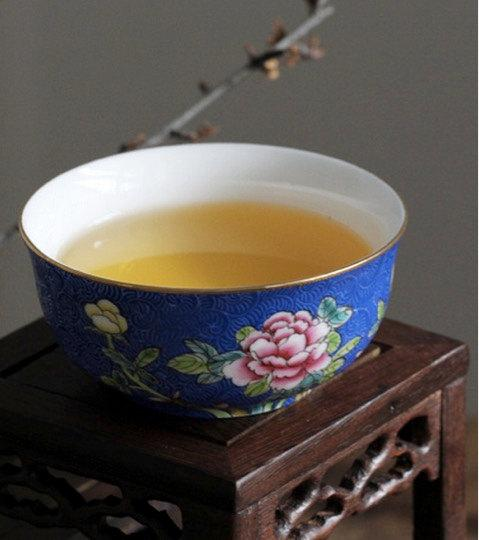 2 Hand-Painting Famille Rose Porcelain Cupschinese Famille Rose Porcelain Porcelain Tea Setchinese Style Ceramic Teaware