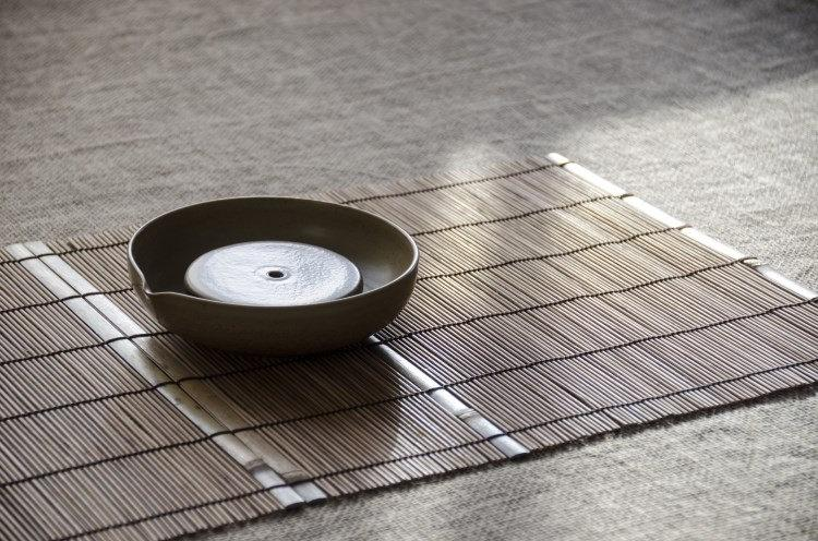 Chinese Gong Fu Tea Ceremony Tea Ware:A Complete Set Of Tea Table Mat Tea Ware Accessory