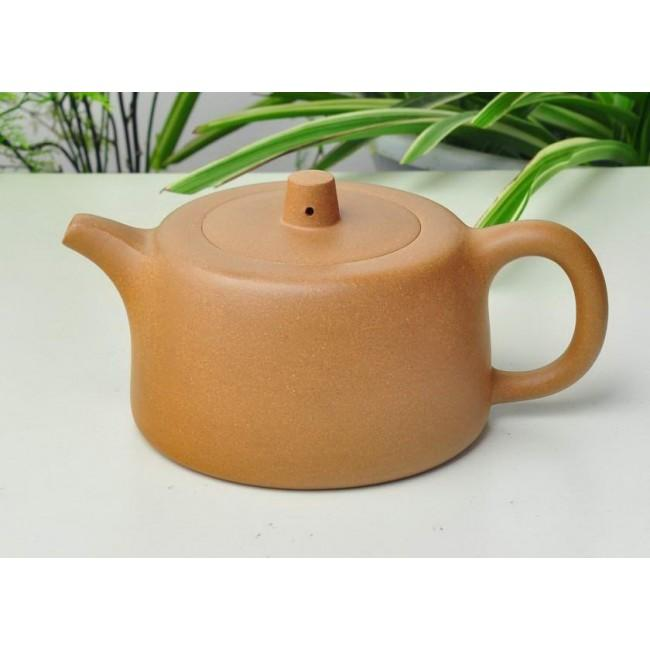 Yixing Teapot Duan Ni Clay Jing Lan-Brandreth 210ml