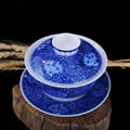 Blue & White Tea Cups
